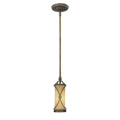 Atterbury 1-Light Mini Pendant