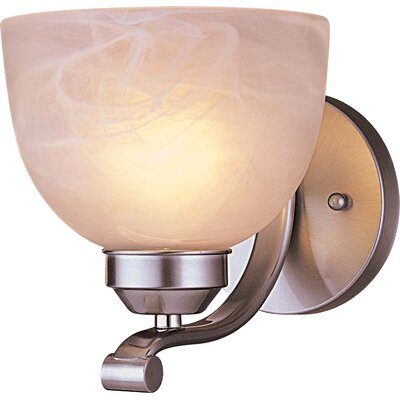 Nickel Bath Sconce | Wayfair