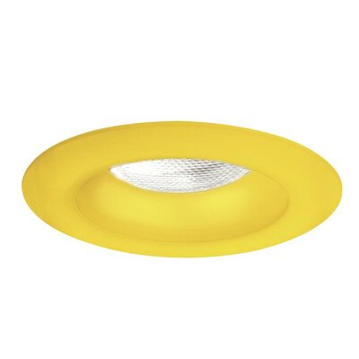 Glass Trims 4 Recessed Trim Finish: Sunshine Yellow
