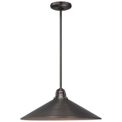 3-Light Pendant Finish: Copper Patina Bronze