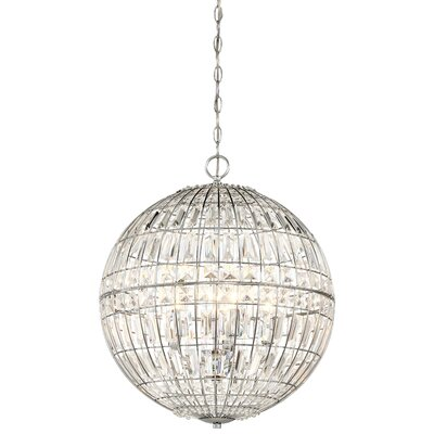 Kenton 5-Light Globe Pendant