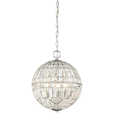 Kenton 4-Light Globe Pendant