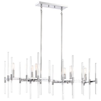 Karn 6-Light Kitchen Island Pendant