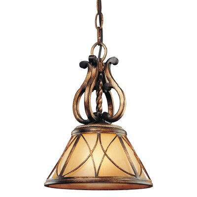 Aston Court 1-Light Mini Pendant