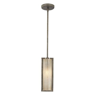 Clarte 1-Light Mini Pendant
