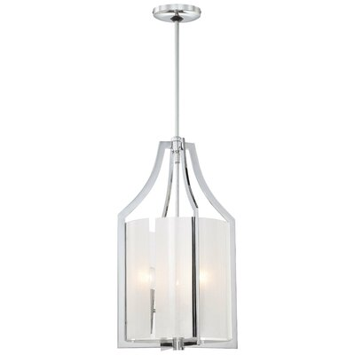 Clarte 3-Light Mini Pendant