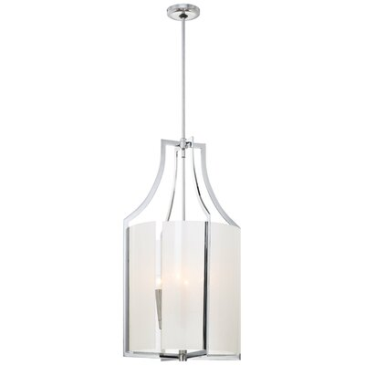 Clarte 4-Light Mini Pendant