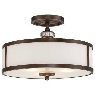 Thorndale 3-Light Semi-Flush Mount