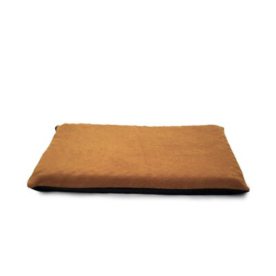 Terry Top Ortho Dog Bed Color: Camel