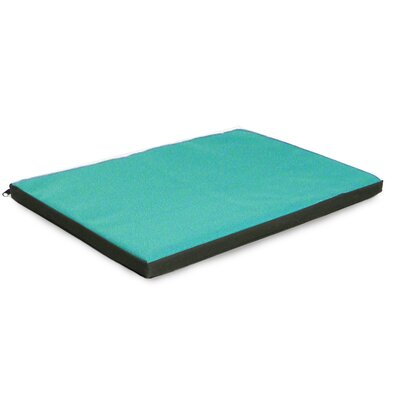 NAP� Kennel Pet Pad Size: Extra Small (19 L x 12 W), Color: Chocolate / Pool