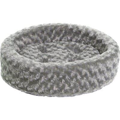 Homer Lounger Dog or Cat Bed Cuddler Color: Gray
