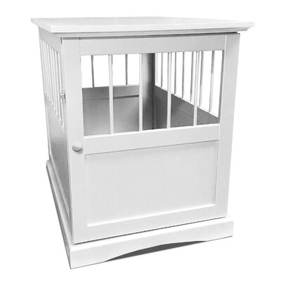 Ferris Pet Crate Size: Large (29.2 H x 24 W x 36.5 L)