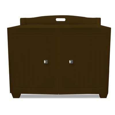 Elliot Classic Cat Litter Box Cover Color: Espresso