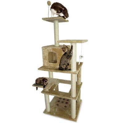 69 Tiger Tough Highrise Playground Cat Tree