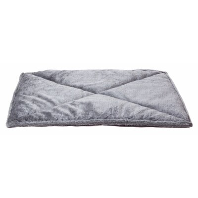 ThermapNAP Faux Fur Mat/Pad Color: Gray