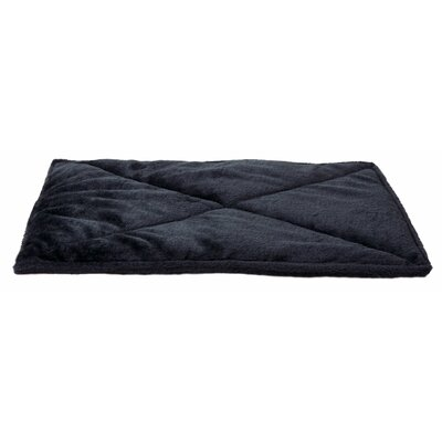 ThermapNAP� Faux Fur Mat/Pad Color: Black
