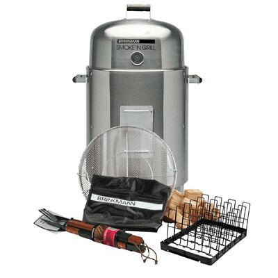 Brinkmann Charcoal Value Pack With Tools Smoke'N Grill