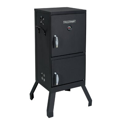 Brinkmann Split Door Charcoal Smoker at Sears.com