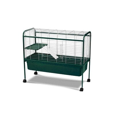 Welcome Home Small Animal Cage Size: 36 H x 42 W x 18.5 D