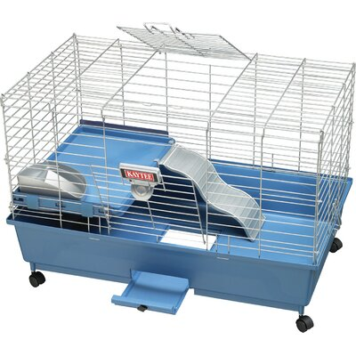 Treat Pet-N-Play Habitat Cage Size: Extra Large (18 H x 30 W x 19.5 D)