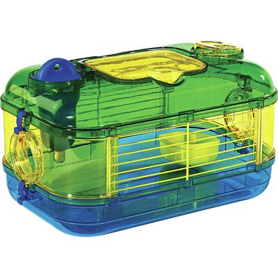 Crittertrail Mini Carry and Connect Small Animal Cage