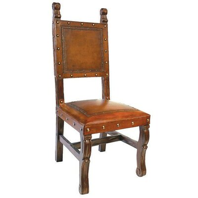 Spanish Heritage Side Chair Finish: Rustic