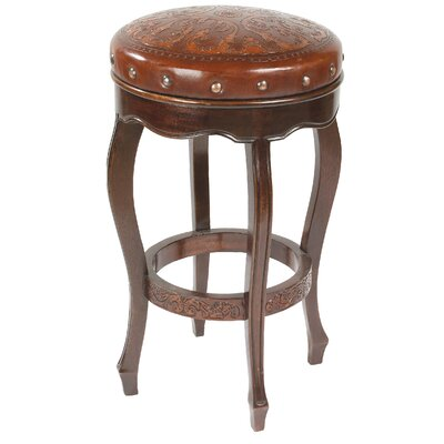 Colonial 26 Bar Stool Finish: Rustic