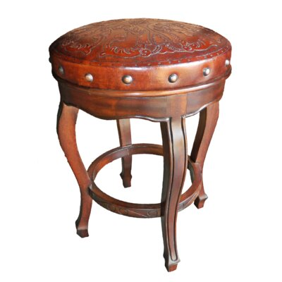 Colonial 26 Bar Stool Finish: Antique Brown