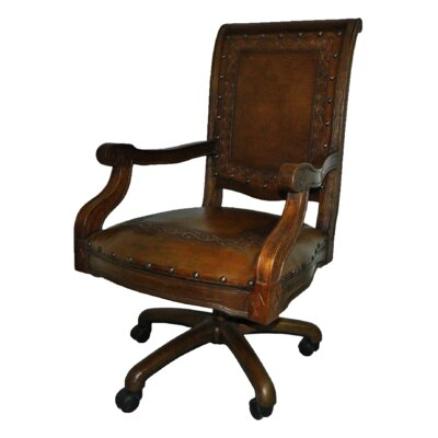 High Back Leather Executive Chair Product Photo