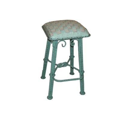 Mueller Iron 30 Bar Stool