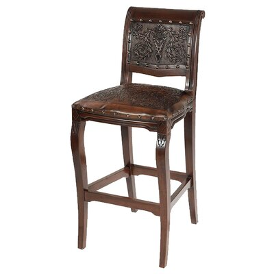 Colonial 30 inch Bar Stool (Set of 4)