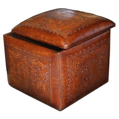 Colonial Storage Ottoman