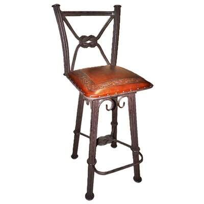 Western Iron 30 Bar Stool (Set of 2)