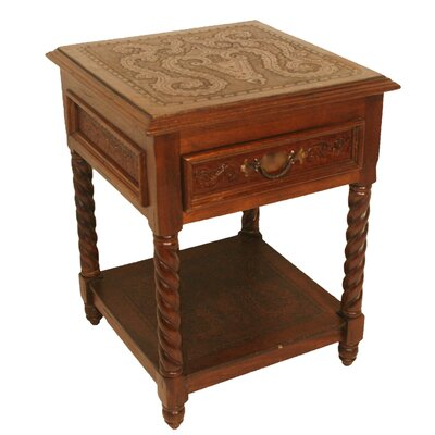 Solomon 1 Drawer Nightstand (Set of 2)