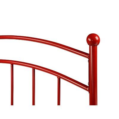 InRoom Designs Twin Metal Headboard - Finish: Red at Sears.com