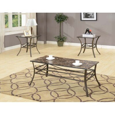 Plemmons 3 Piece Table Set
