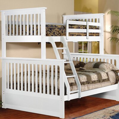 Inroom Designs Twin Over Full L Shaped Bunk Bed Home Furniture Bedroom Furniture Beds