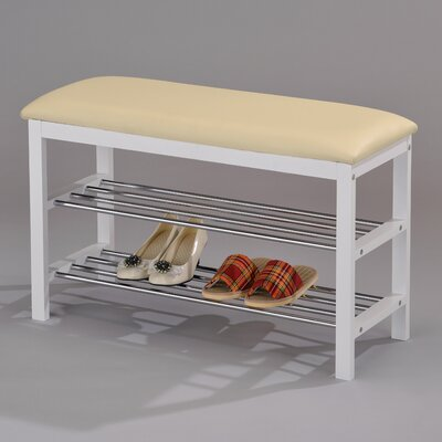 Shoe Shoe Storage Bench