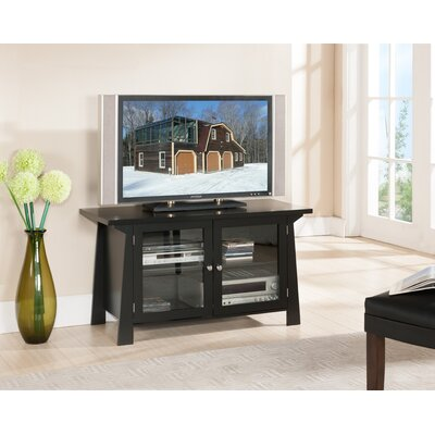 Shirley 32 TV Stand Color: Black