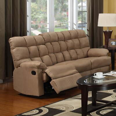 7141-305 IRD2250 InRoom Designs Motion Reclining Sofa