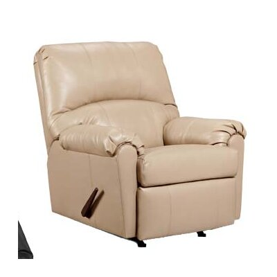 Rocker Recliner Upholstery: Taupe