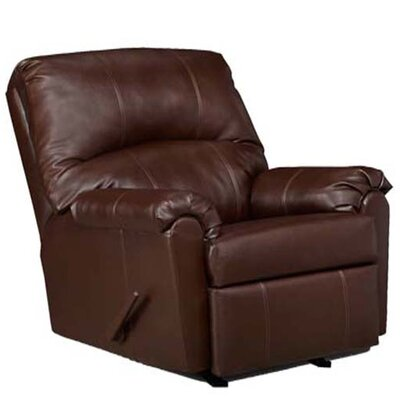 Wall-a-Way Recliner Upholstery: Walnut