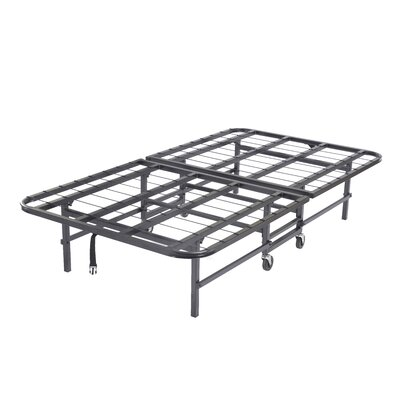 Bed Frame Size: 14 H x 72 W x 39 D