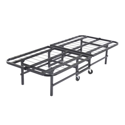Bed Frame Size: 14 H x 72 W x 30 D