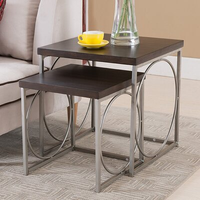Reagan 2 Piece Nesting Tables