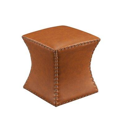 Ottoman Upholstery: Brown