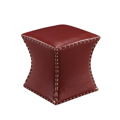 Ottoman Upholstery: Red