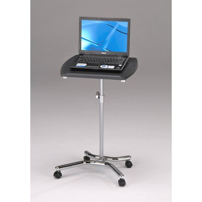 InRoom Designs Laptop Table Stand with Two Locking Wheel at Sears.com