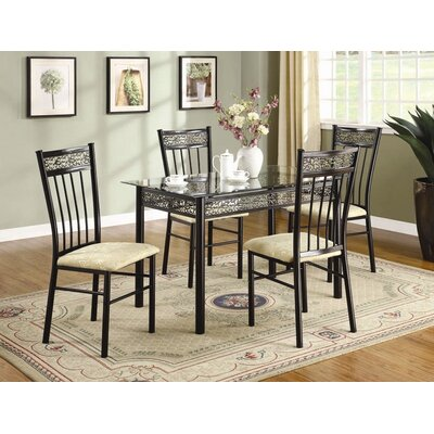 No credit check financing 5 Piece Dining Set...
