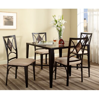 Financing 5 Piece Counter Height Dining Set...